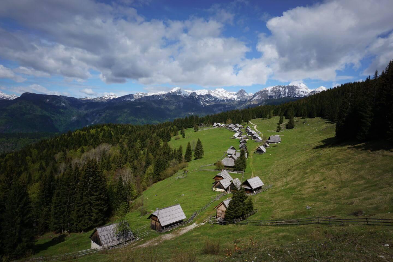 Pokljukja Plateau, Slovenia Itineary: 10 Day Road Trip