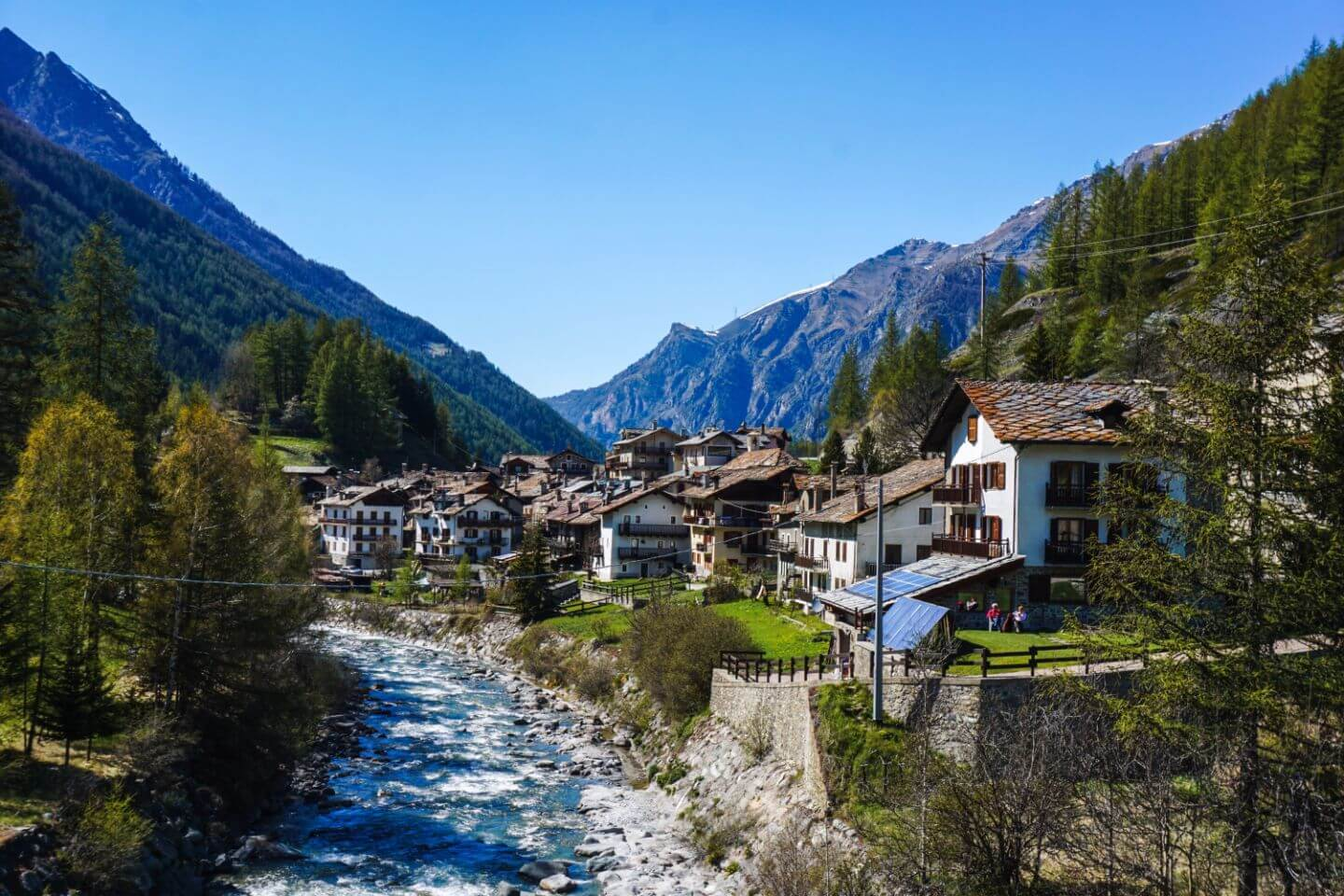 Valle-di-Cogne, Aosta Valley, Italy