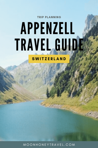 The best things to do in Appenzell, Switzerland - find out where to go, where to hike, where to stay, Appenzell map