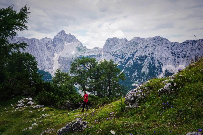 Slemenova Špica View, Julian Alps Day Hike, Slovenia - Best Hikes in Slovenia