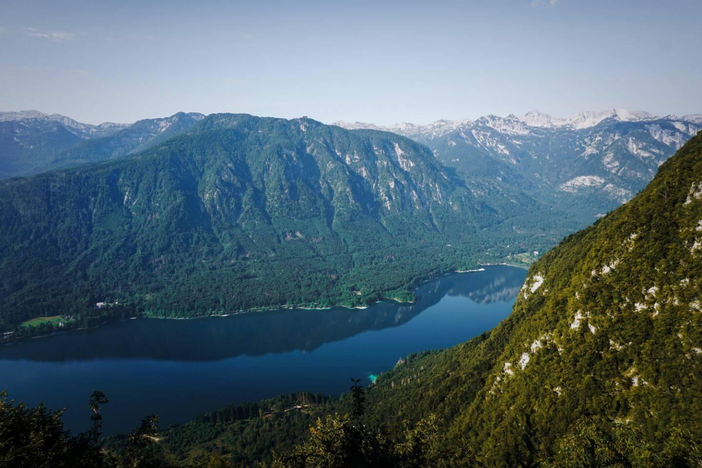 Kosijev dom na Vogarj Lookout point - Slovenia Hidden Gems