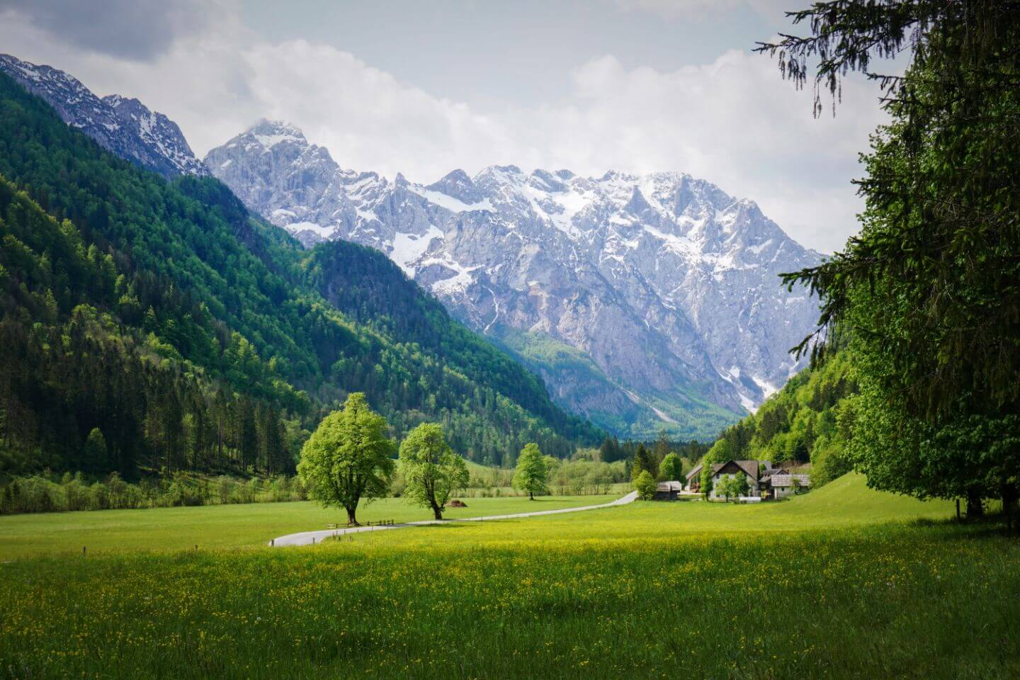 Slovenia Itinerary - 10 Day Slovenia Road Trip - Logar Valley