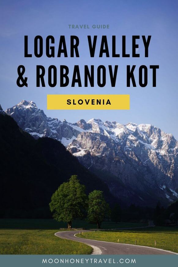 Things to do in Logar Valley and Robanov Kot