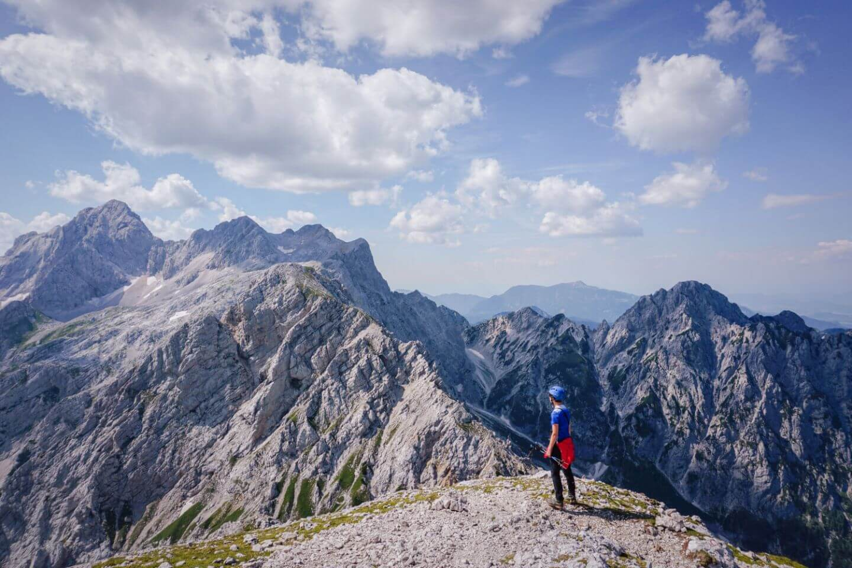 Kamnik Savinja Alps Trek - Slovenia - Best Multi-day hikes in Europe