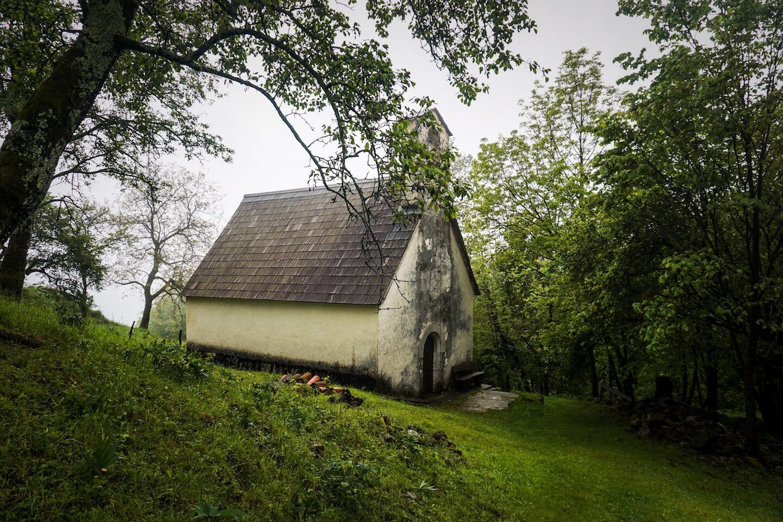 St. Just Church, Koseč, Kobarid, Slovenia - Best Things to Do in Kobarid, Slovenia