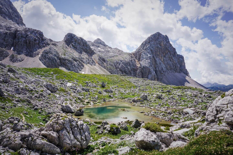 Triglav Lakes Valley, Slovenia