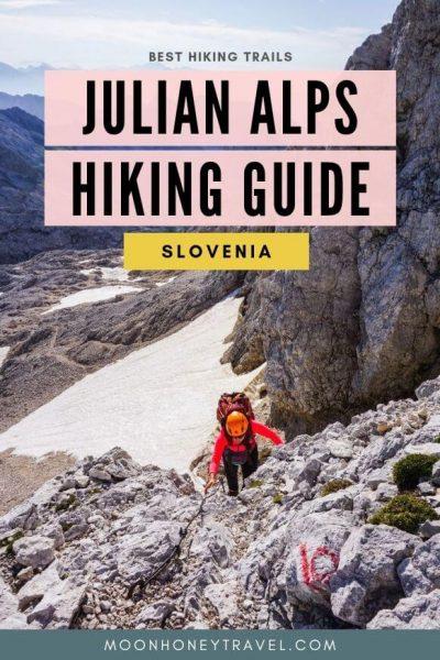 Julian Alps Hiking Guide