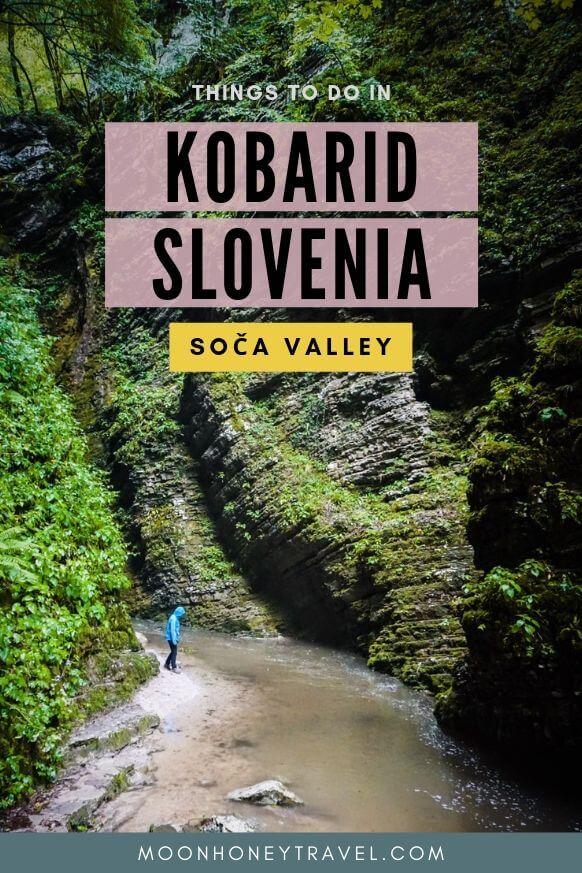 Things to Do in Kobarid, Slovenia