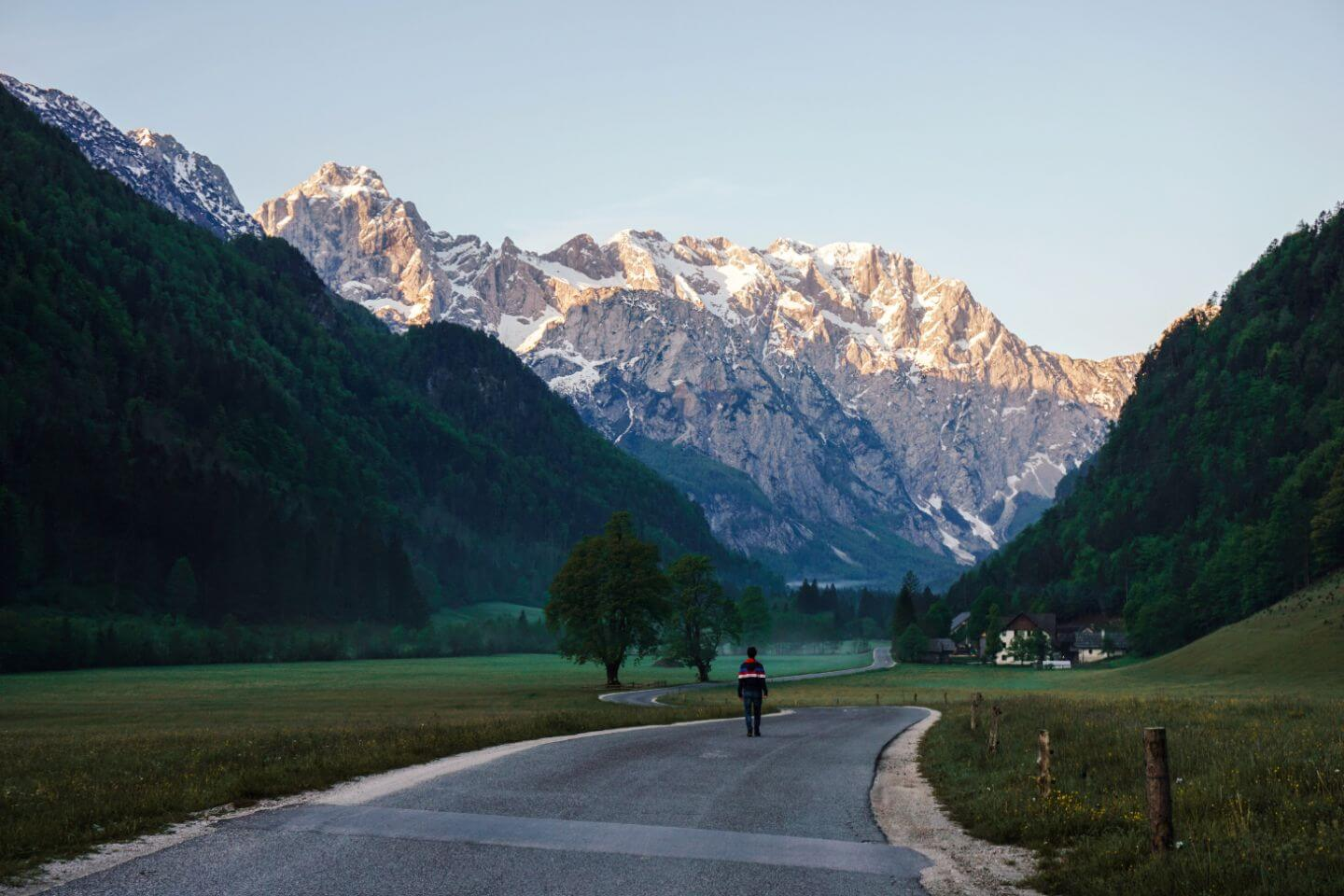 Slovenia Itinerary: 2 Week Road Trip - Logar Valley