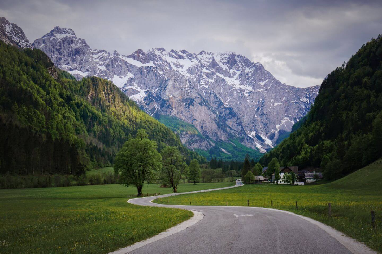 Logar Valley Nature Park, Slovenia