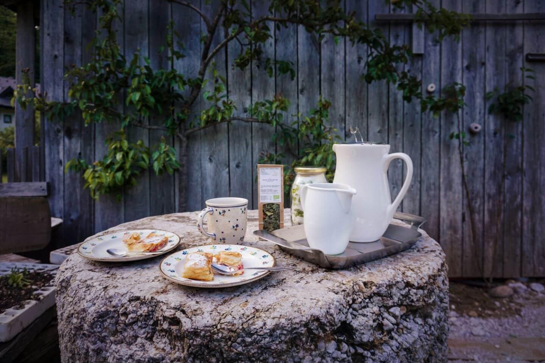 Bevsek Osep Farm Herbal Tea - Things to do around Logar Valley, Slovenia