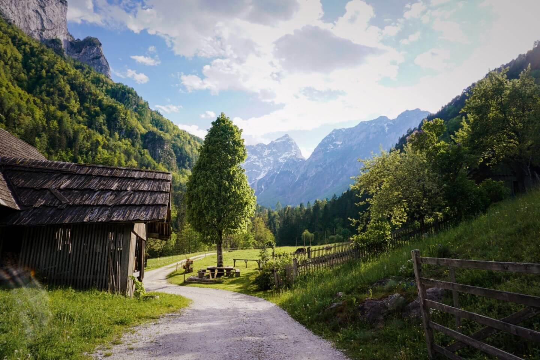 Robanov Kot, Solčavsko Region, Slovenia