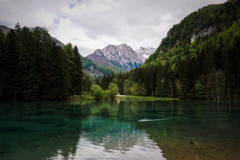 moonhoneytravel_slovenia Hidden Gems - Zgornje Jezersko - Planšarsko jezero