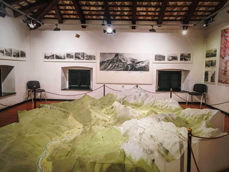 Kobarid Museum, WWI History, things to do in Kobarid Slovenia