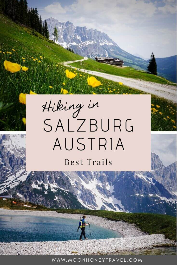 Hiking in Salzburg, Austria - Best Hikes