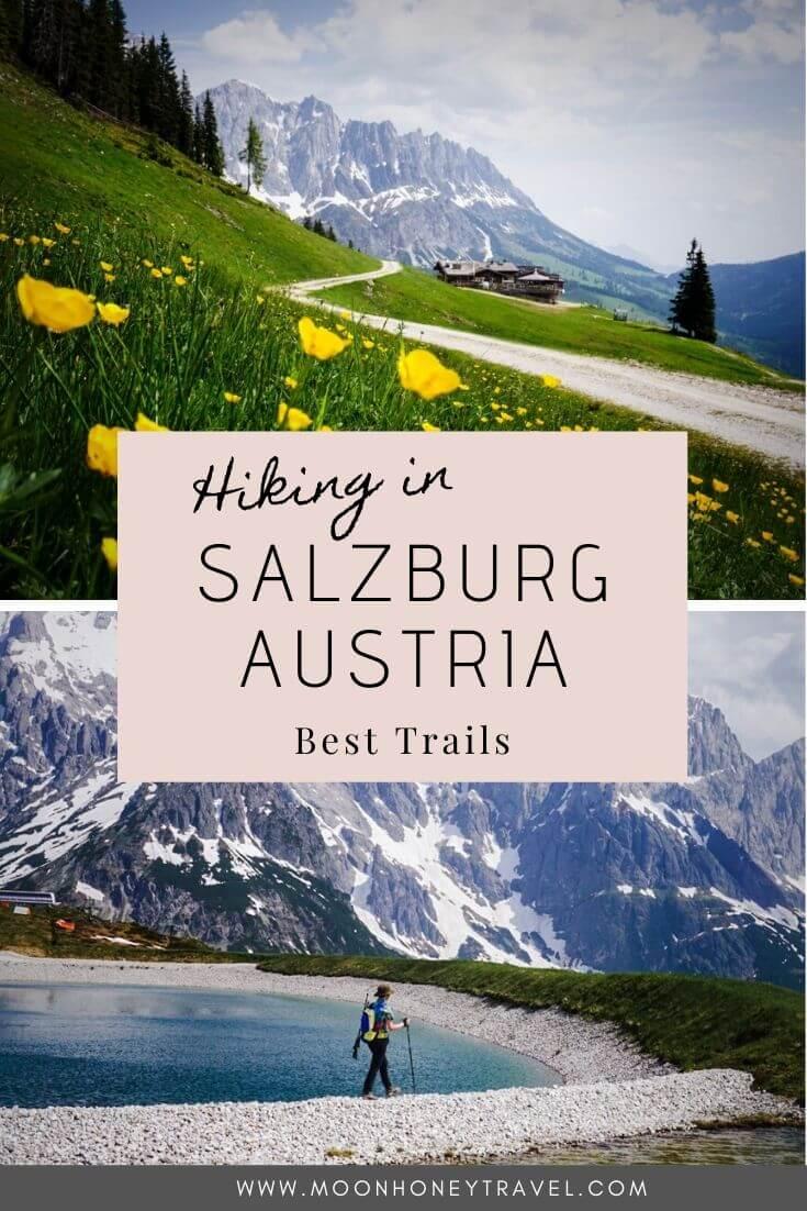 Hiking in Salzburg, Austria - Best Hikes