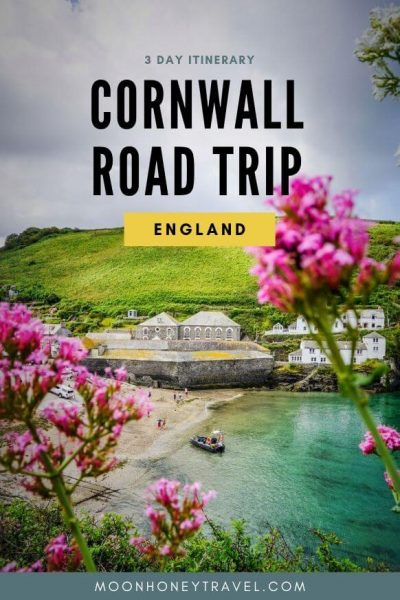Cornwall Road Trip Itinerary, England - 3 Days