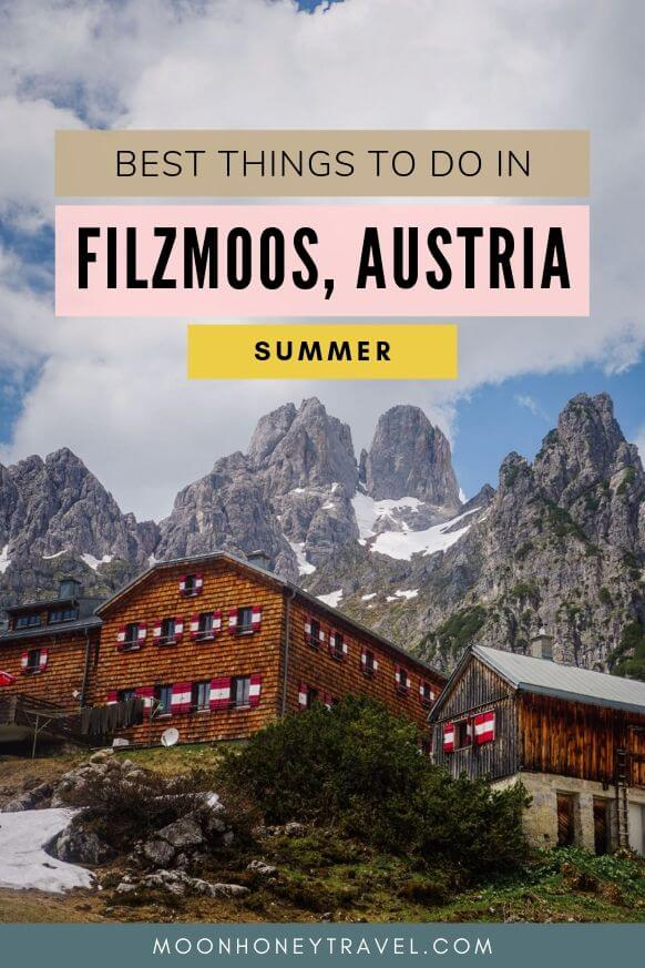 Best Things to do in Filzmoos in Summer, Austria