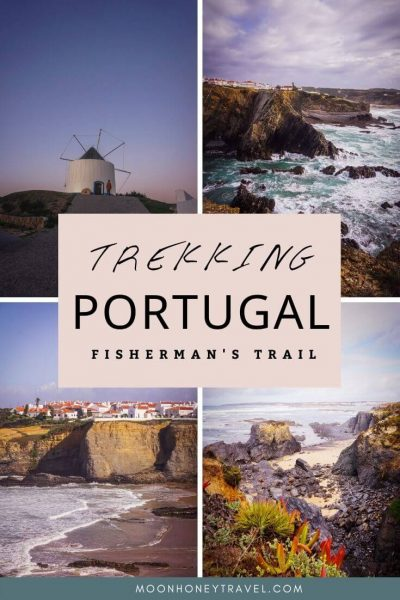Rota Vicentina Fisherman's Trail, Portugal - Multi-Day Trek