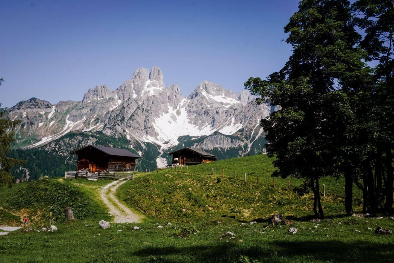 Bischofsmütze, Dachstein, Österreich