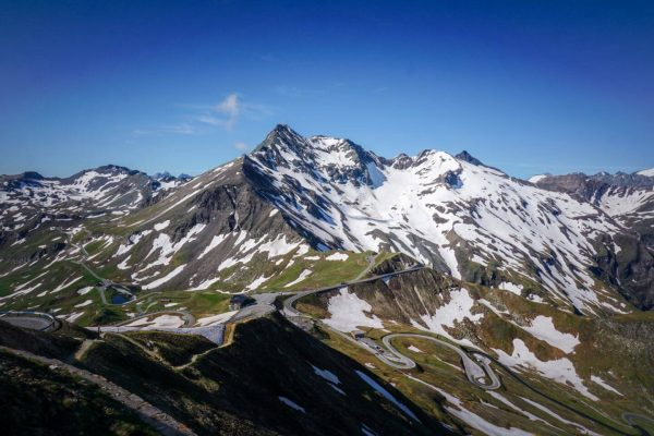 Grossglockner High Alpine Road, Hohe Tauern, Austria - where to stop and where to hike