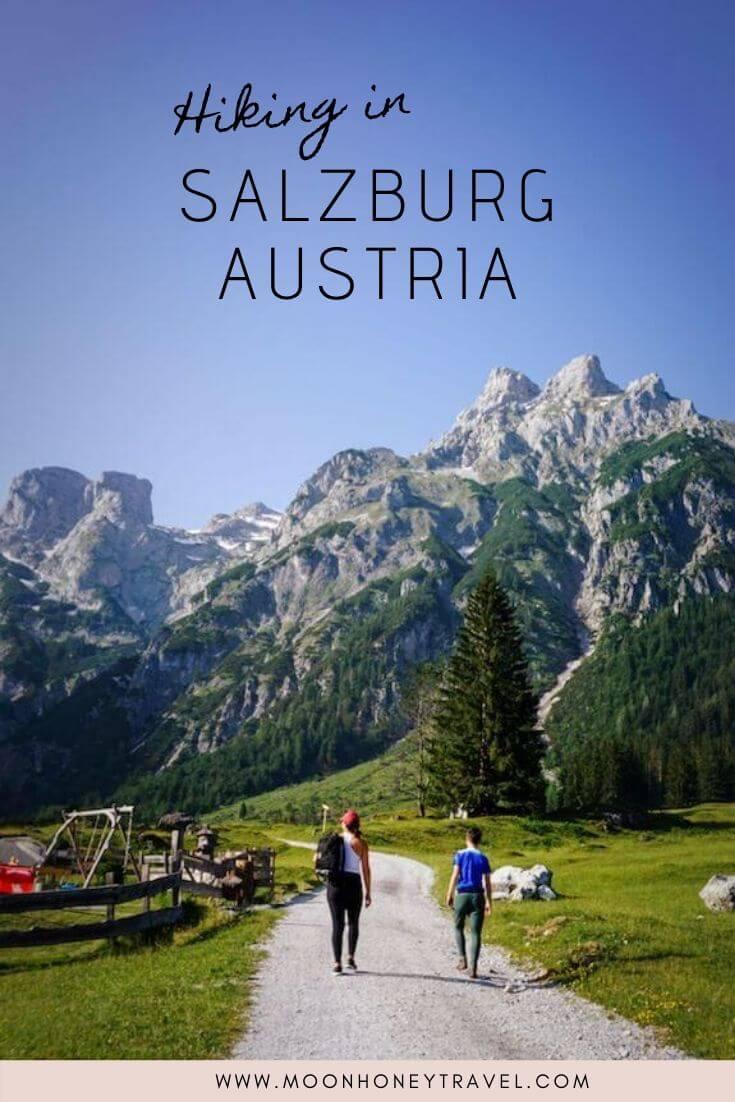 Best Hikes in Salzburg, Austria