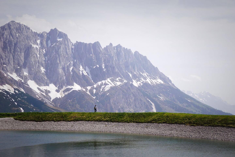 Wandern am Hochkönig: Höchster Gebirgsstock der Berchtesgadener Alpen