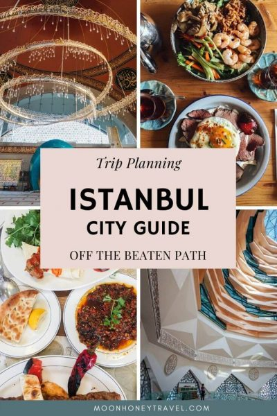 Istanbul City Guide: Off the Beaten Path