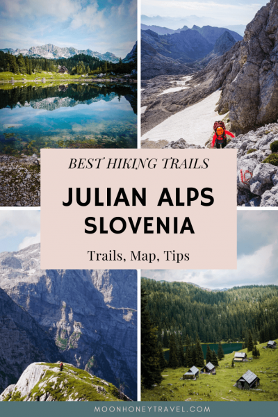 Best Hikes in the Julian Alps, Slovenia