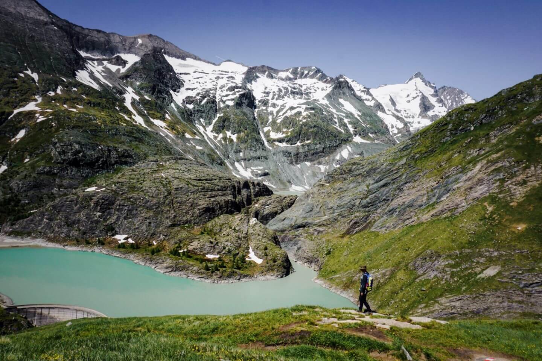 Best Day Hikes in Austria - Margaritzenstausee, Sandersee, Hohe Tauern National Park