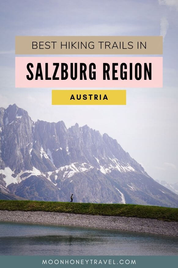 Best Hiking Trails in Salzburg Region, Austria