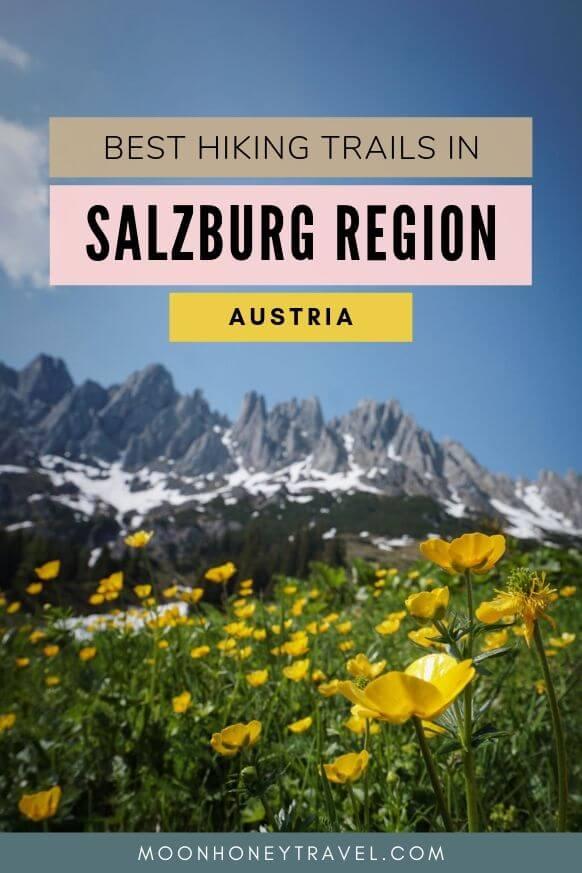 Best Salzburg Hikes, Austria
