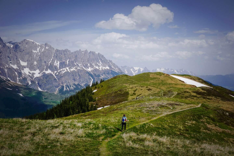 Schneeberg (1921 m), Salzburger Land, Hochkönig