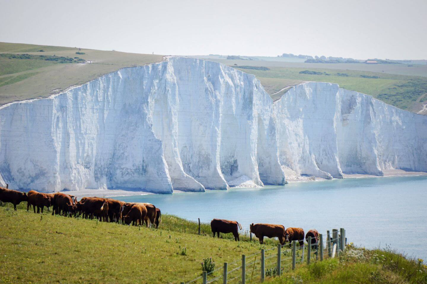 Seven Sisters Cliffs Walk, England, Best Day Hikes in Europe