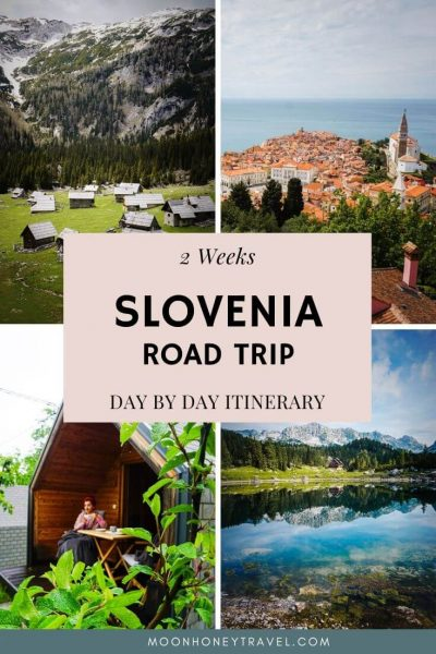 Slovenia Road Trip Itinerary: 2 Weeks
