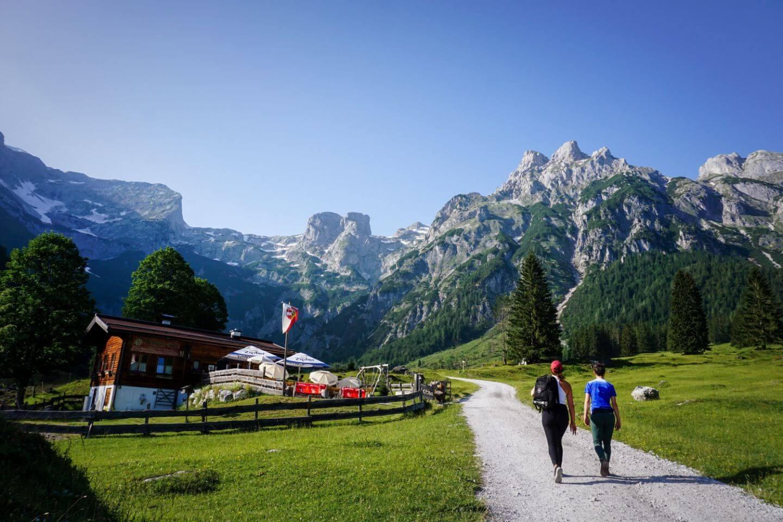Wengerau - Tennen Mountains - Austria Road Trip Itinerary