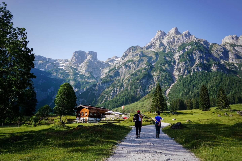 Wengerau, Tennengebirge, Salzburger Land