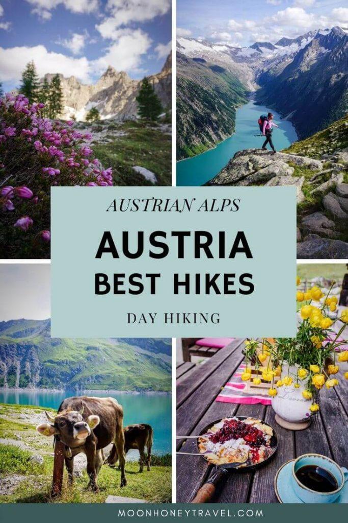 Wandern in Österreich: Die schönsten Wanderwege