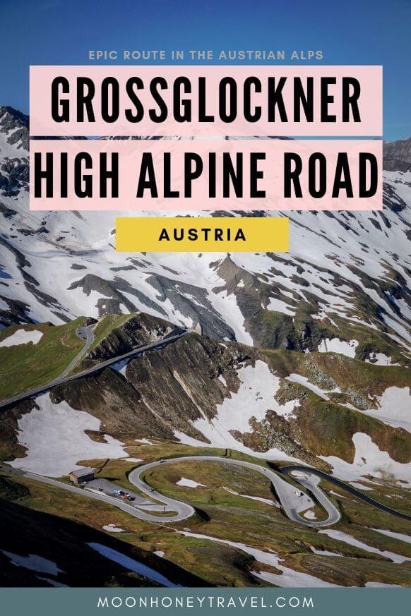 Grossglockner Hochalpenstraße: Wanderungen, Aussichtspunkte
