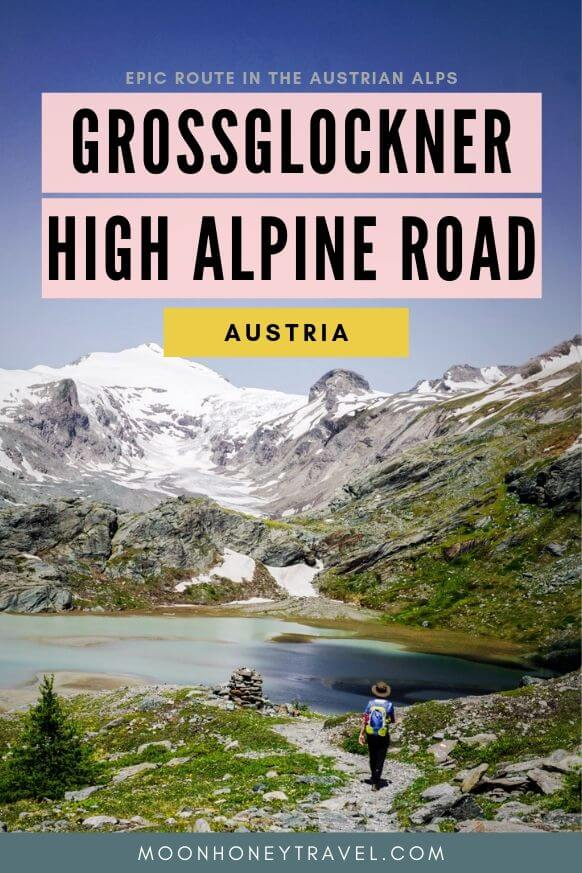 A guide to driving the Grossglockner High Alpine Road in Hohe Tauern, Austria