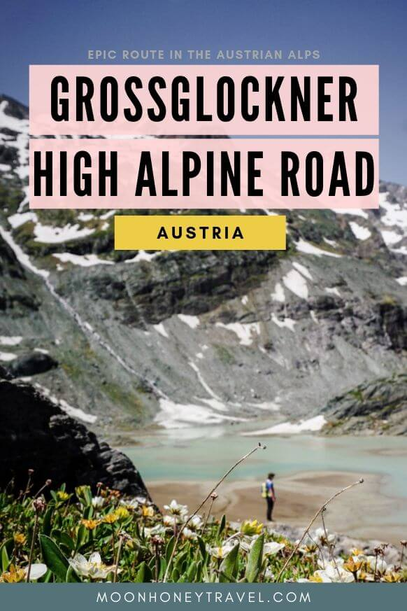 Grossglockner High Alpine Road in Hohe Tauern, Austrian Alps - where to stop and where to hike