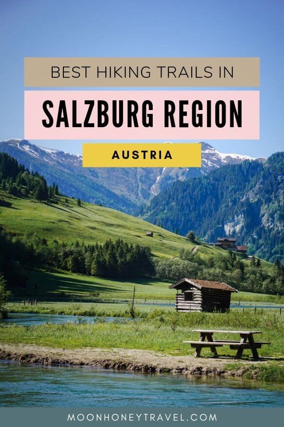 Best Salzburg Hiking Trails, Austria