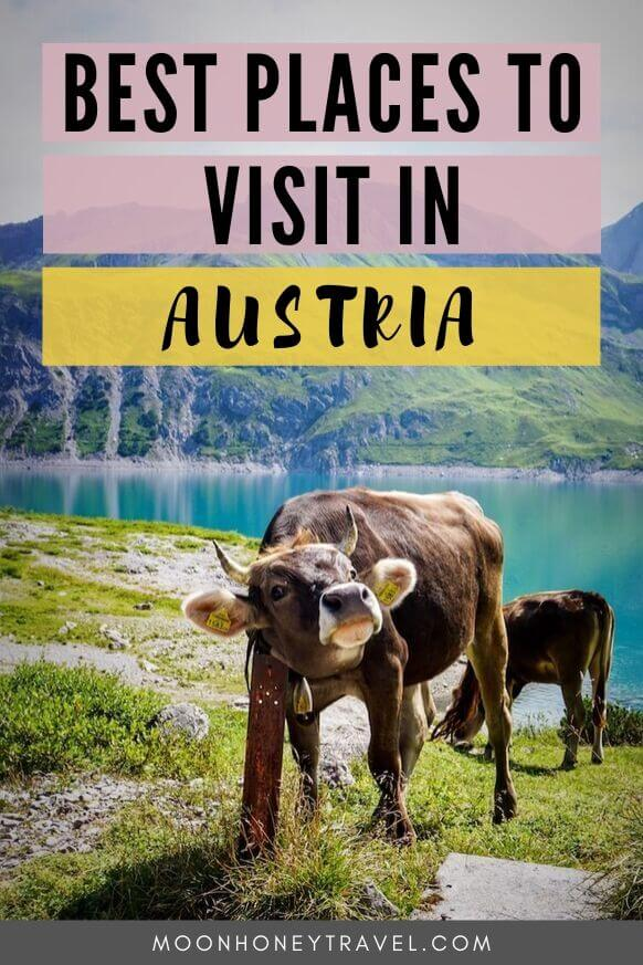 Top Places to Visit in Austria