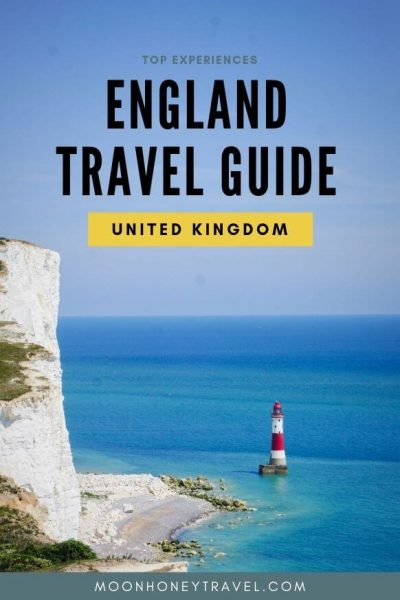England Travel Guide - Top Experiences