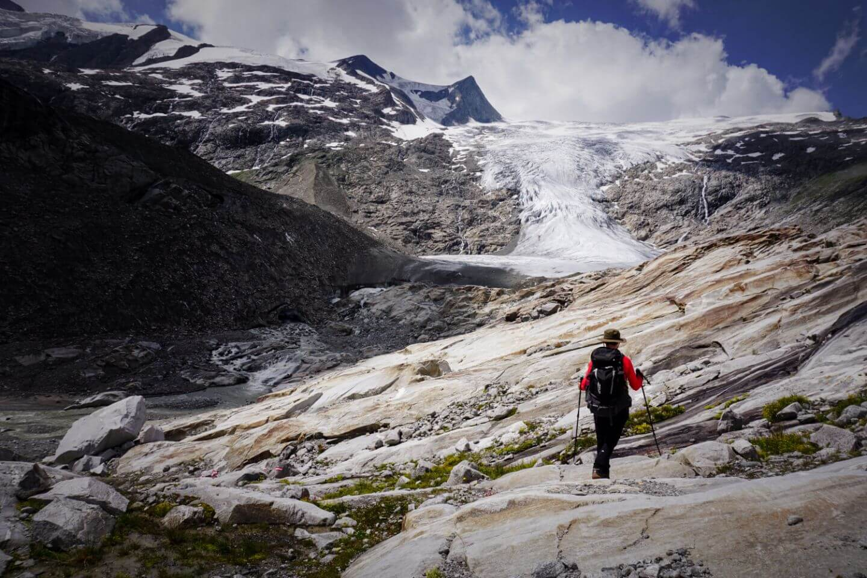 Innergschlöss Glacier Trail - Best Day Hikes in Austria