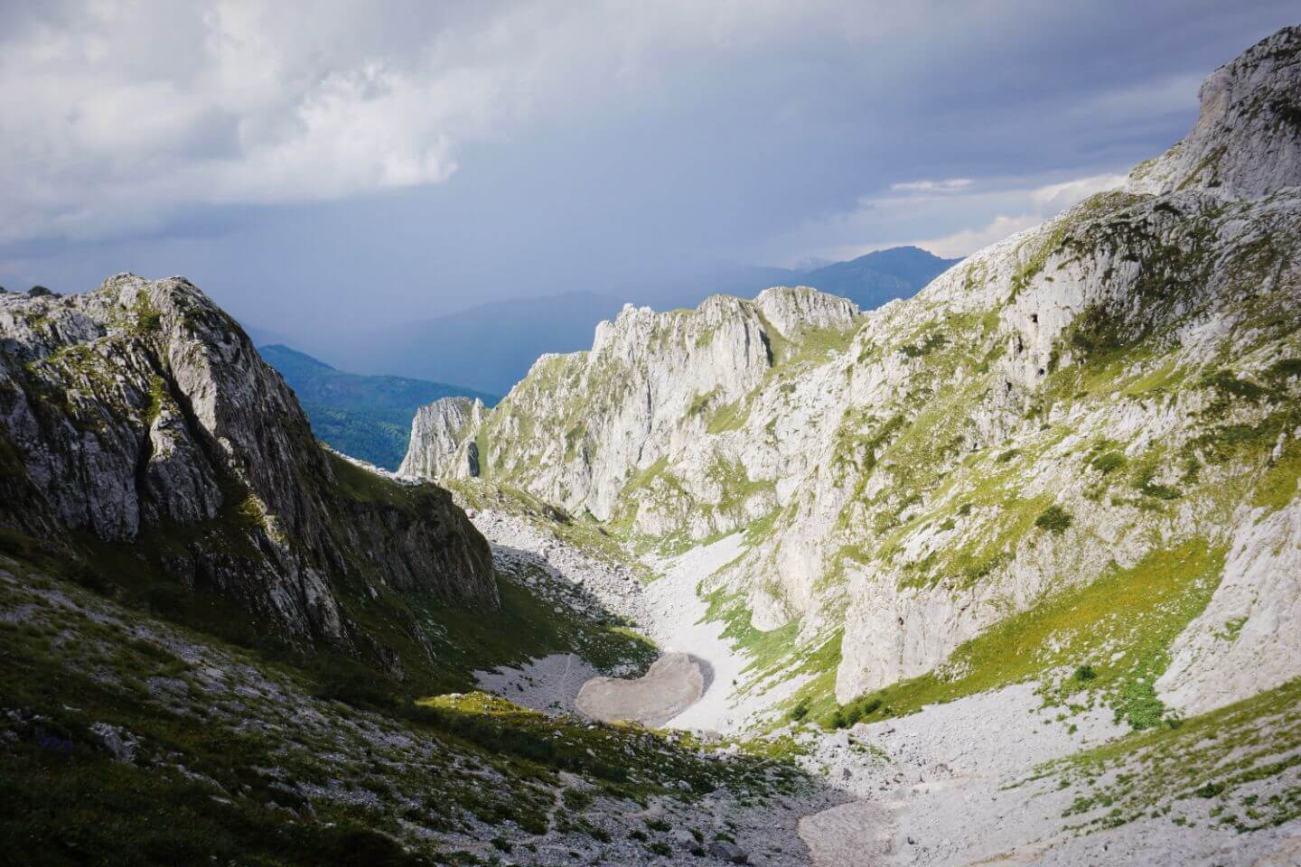 Prokletije National Park Hiking Trails, Montenegro