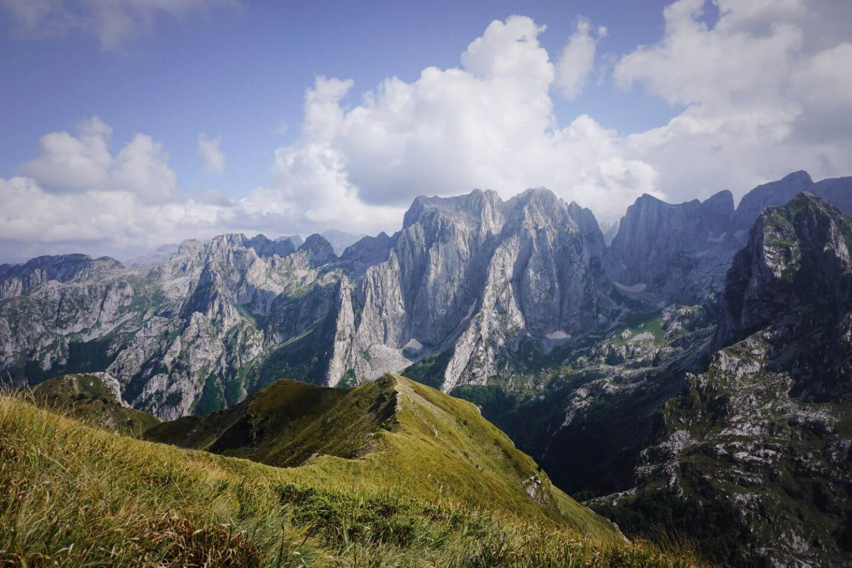 Karanfili Peaks, Volusnica Hike, Prokletije National Park, Montenegro