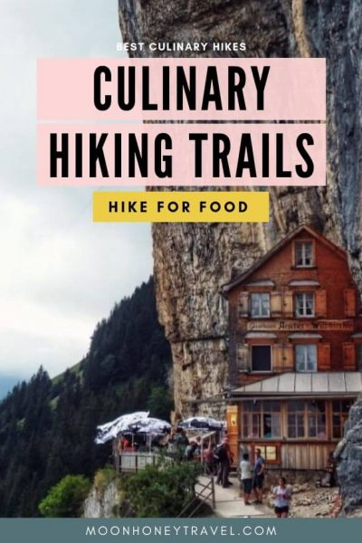 Culinary Hiking Trails - Hike for Food