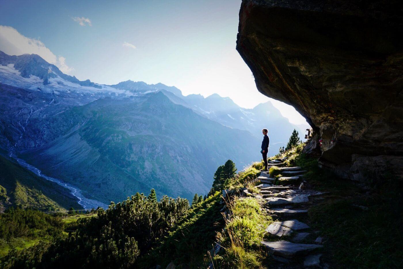 Berliner Höhenweg, Zillertal Alps, Austria - Trekking guide