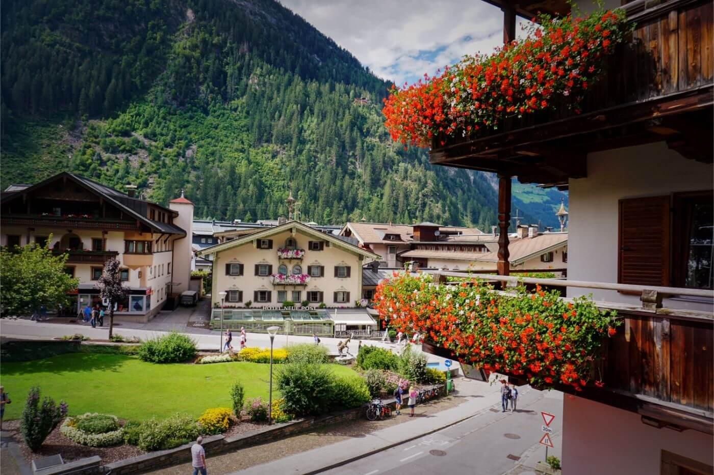 Where to Stay in Mayrhofen in Summer - Alpenhotel Kramerwirt